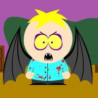 A SOUTH PARK NIGHTMARE POSSESSED BUTTER'S! by MAGANNEAL