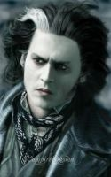 Sweeney Todd by vampirekingdom