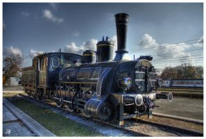 HDR Locomotion by AnalyzerCro