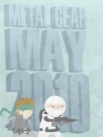 Metal Gear May 2010 by the-lagz