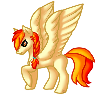 Contest Entry: Little Flame by Funny-arts