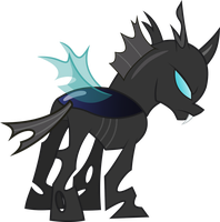 Changeling Daring by DewlShock