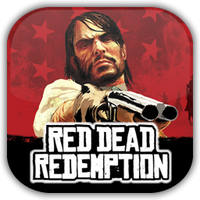 Red Dead Redepmtion Game Icon by Wolfangraul