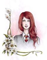 +Lily+ by Achen089 by HogwartsArt