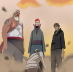 The Kages Revived by MaRaYu9