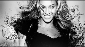 Beyonce Sig by RodTheSecond