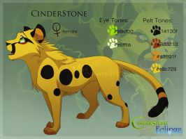Cinderstone re-Ref by Nightrizer