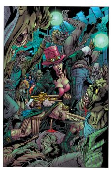 Grimm Fairy Tales Unleashed #1 page 21 colors by KoShiatar