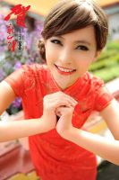 In Cheongsam 4 by Agnes108