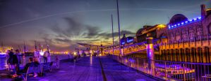 Blue Port Landungsbruecken by MartinJP