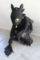 Toothless Kigu V 2.0 by Aabenhuus