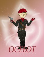 That's Major Ocelot to You by CrystalKaleidescope