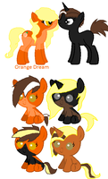 FREE ADOPTABLES -CLOSED- by arnesen1995