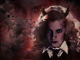 Emma the devil by BlaclyStuff
