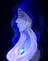[Steven Universe] Blue Diamond by Matryoshka-Ruth