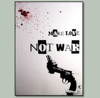 Make Love not War ID . by Tpose