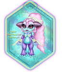 :::CrystalSplit Chibi Request:: by Rutogirl