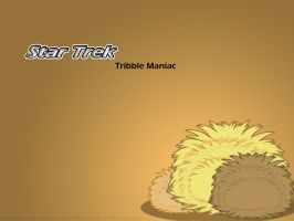 Tribble Wall by Misaki-chi