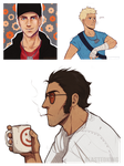 Tumblr TF2 Doodles 783, 779, 763 by BlastedKing