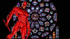 Daredevil by Xionice