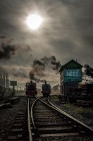 Moody Steam 4 by Grunvald