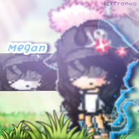 Megan } Icon gift by XxNaruxX123