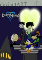 Kingdom Hearts - BUT WITH SLG by eichel