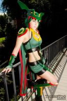 Rayquaza by KOCosplay