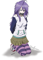 Mizore's ransom picture by Kendrian