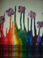 Crayon Art by spittfire26