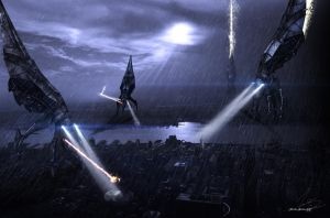 MASS EFFECT SearchLight by Drumpower