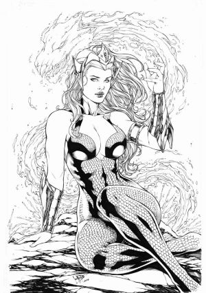 Mera by Leomatos2014