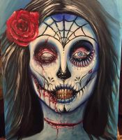 Day of the Dead by zackdunn89