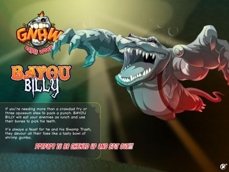 Bayou Billy game screen by universe-K