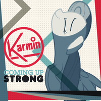 Karmin - Coming Up Strong (Fluttershy) by AdrianImpalaMata