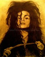 My Hand At - Bellatrix by FatalHex