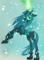 Queen Chrysalis remix cover by Neo-Blaze