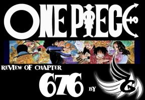 Review: ONE PIECE chapter 676 by FallenAngelGM