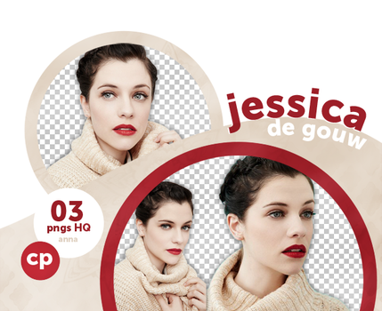 Pack Png 924 // Jessica De Gouw by confidentpngs