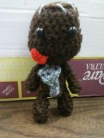 Sackboy! by Amigurumi-Lover