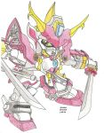 SD Gundam by banjo-bear