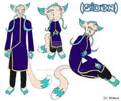 Siden Reference Sheet ::OLD:: by Allishinca