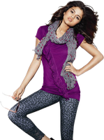 Selena Gomez png 12 by diamondlightart