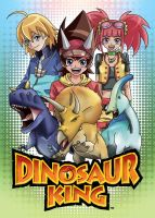 Dinosaur King by oOMellyChanOo