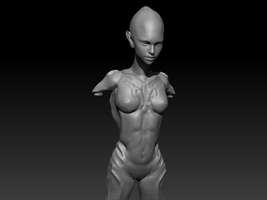 Cytherean 1 (WIP1) by JesseThompson