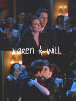 Will and Karen by MiniMullally
