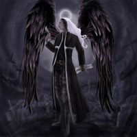 Azrael: Angel of Death by gaux-gaux