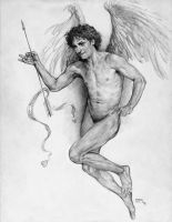 Cupid by PaulMellender