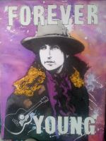 Bob Dylan Forever Young by benhdv