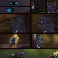The Recruit- Pg 150 by ArualMeow